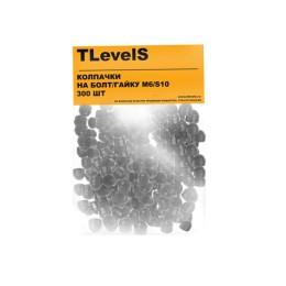 Пластиковые колпачки на гайки TLevelS M6/S10